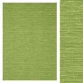 Carpet Carpet Vista Kilim loom - Green CVD8969