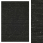 Carpet Carpet Vista Kilim loom - Black CVD8935