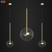 Giopato & Coombes Bolle Small & Large Pendant