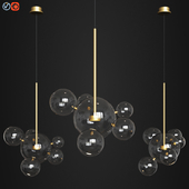 Giopato & Coombes Bolle Pendant 6 Bubbles
