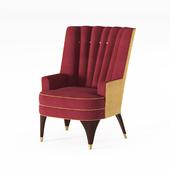 Duncan armchair by Global Views