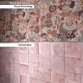 Tiles set 163