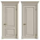Interior classic doors