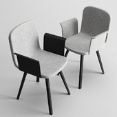 Bolia Palm Dining chair Set
