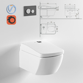 Toto neorest washlet