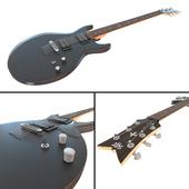 Electric guitar cgr