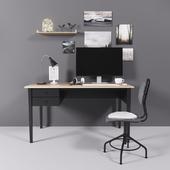 IKEA Office Set ARKELSTORP