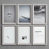 Picture Frames Set-81