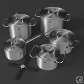 Set of pans Zwilling