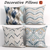 Decorative Pillow set 271 Etsy