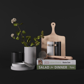 Kitchen decor set 001
