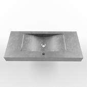 Ladia concrete sink 1000х450х100