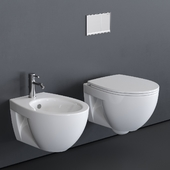 Ceramica Catalano Green One Wall-hang WC