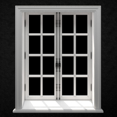 FRENCH WINDOW №1 1500x2000 (CORONA_VRAY)