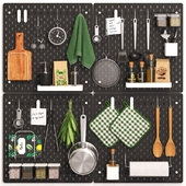 SKADIS kitchen set