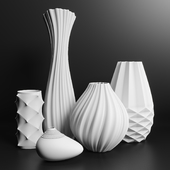 Vases set 7