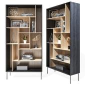 Ethnicraft OAK BLACKBIRD Bookcase
