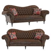 Archaus Club Sofa