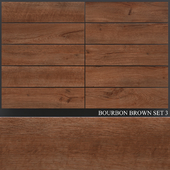 Peronda Bourbon Brown Set 3