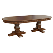 Threaded Dining Table_2500