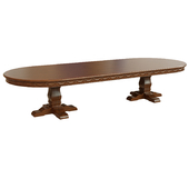 Threaded Dining Table_3500
