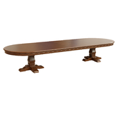 Threaded Dining Table_4000