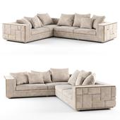 Visionnaire BABYLON Sectional leather sofa_02