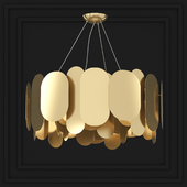 CHANDELIER INNERMOST PANEL 75