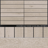 ABK Crossroad Wood Sand 200x1200 Set 1