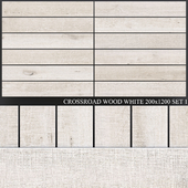 ABK Crossroad Wood White 200x1200 Set 1