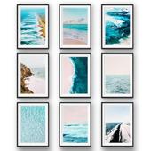 OCEAN LOVES by 83 ORANGES   set 17