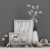 Decorative set B1