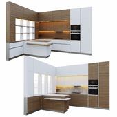 Kitchen Leicht TOPOS | CONCRETE-C