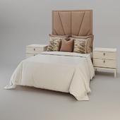 LuxDeco - Art Deco Bed