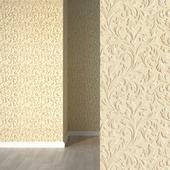 Volume wallpaper lincrusta 33