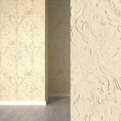 Volume wallpapers lincrusta 36