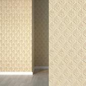Volume wallpaper lincrusta 38