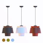 LED Sailboat Pendant Light E27 bulb Metal Lampshade Modern Style