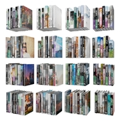 Books (150 pieces) 1-9-2