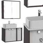 Set Vita for the bathroom from Alavann