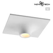 The lamp which is built in under painting of NOVOTECH 370495 CAIL
