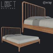 Bed LoftDesigne 2622 model