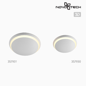 Surface mounted LED lamp NOVOTECH 357930, 357931 CAIL
