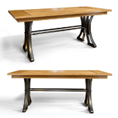 Martin furniture - writing desk