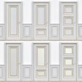 Interior doors № 013