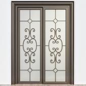 Interior doors № 014