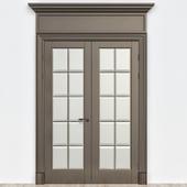 Interior doors № 016