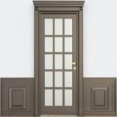 Interior doors number 024