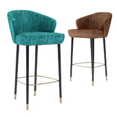 Nuka bar & counter chair