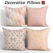 Decorative Pillow set 288 Etsy